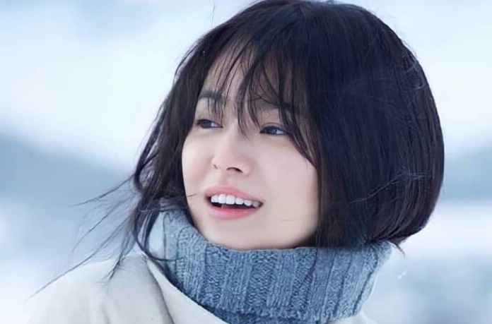 Actress Song Hye Kyo expresses her feelings on her 40th